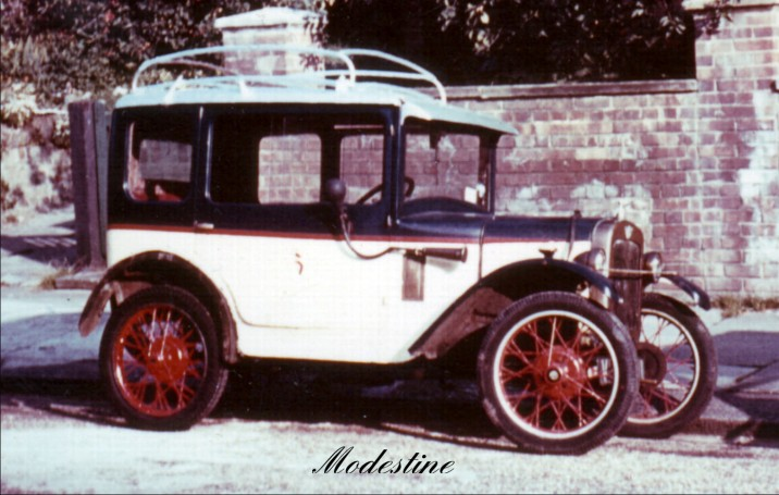 1929 RP Modestine